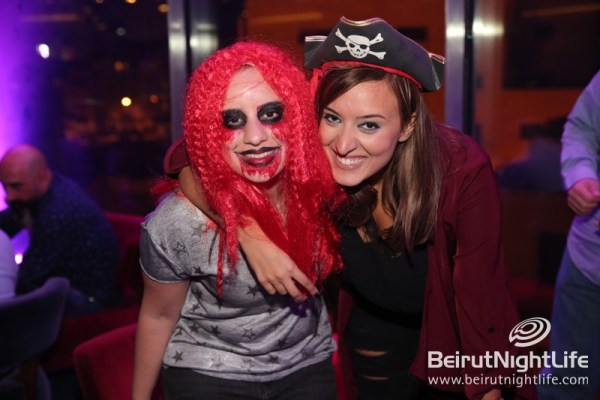 Halloween at Le Gray Hotel 2017