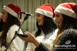 Lighting Christmas Tree at Le Gray Hotel 2017