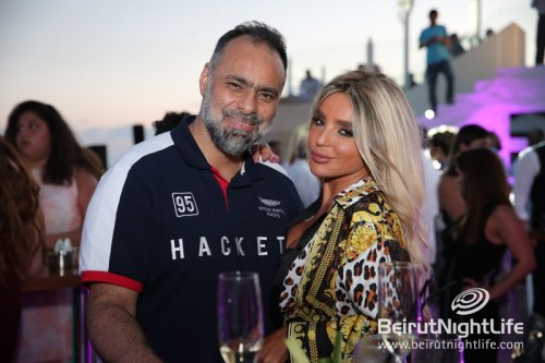 Opening Square Rooftop Bar at Movenpick Hotel 2018