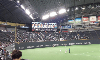 beisbol japones estadio Nippon Ham Fighters
