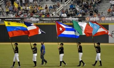 beisbol caribe