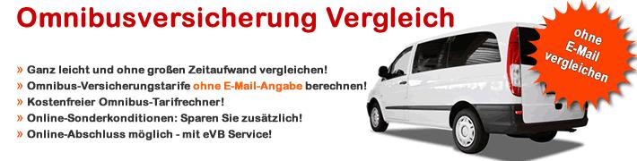 Omnibusversicherung Vergleich