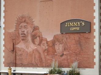 Massor med Jimmy's