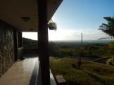 Utsikt från hotellet i Trinidad