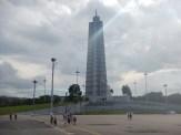 Revolutionsplatsen - Plaza de la revolución
