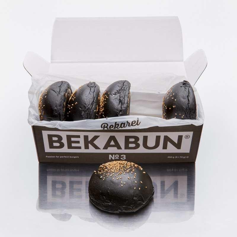 BEKABUN® No3 Hamburger Brötchen Online Shop