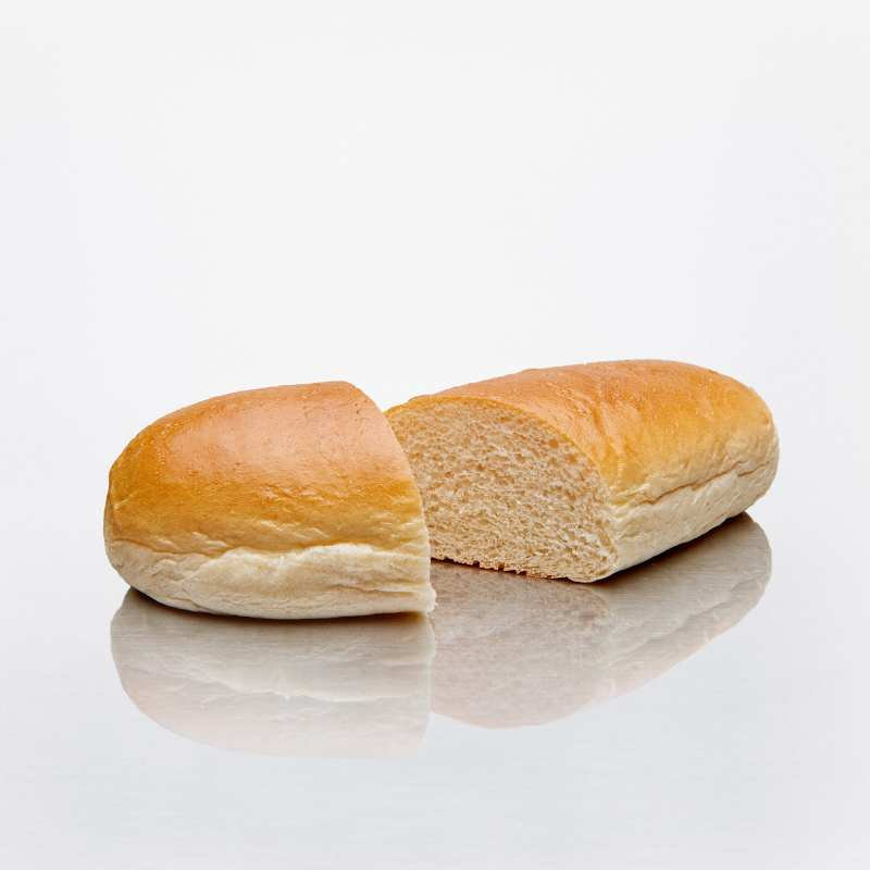 BEKABUN® Hot Dog vegan das perfekte Hot Dog Brötchen