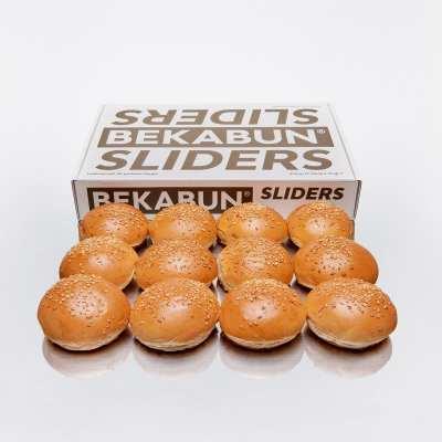 BEKABUN® Sliders Mini Burger Brötchen Online bestellen und liefern lassen