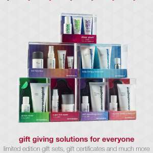 Give the gift of great skin - Dermalogica