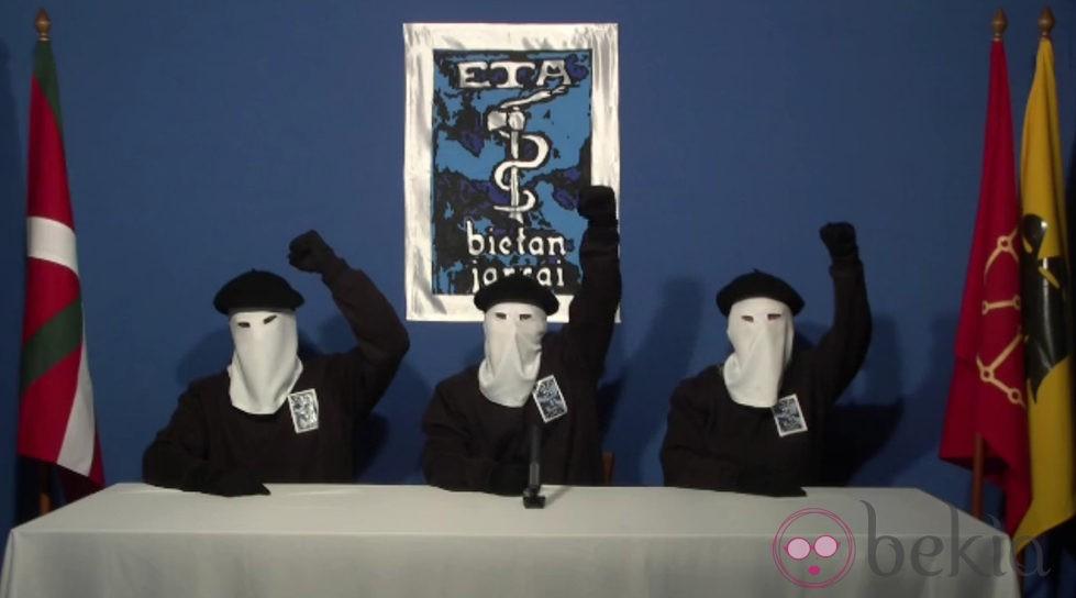 Resultado de imagen de terroristas ETA