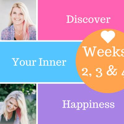 weeks 2, 3 & 4