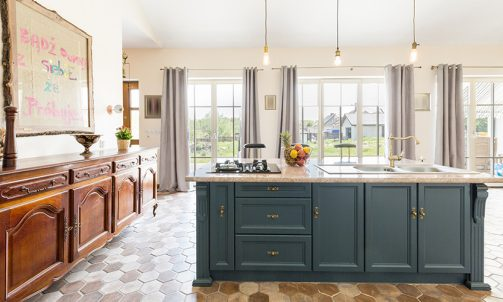 Best Kitchen Layout Options For The Family Chef