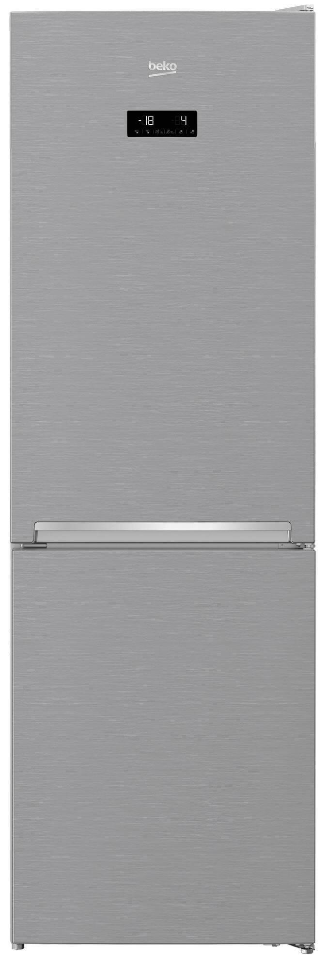 Combina frigorifica Beko RCNA366E30ZXB