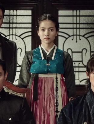Korean drama Lee Byung-hun and Lee Byung-hun an actor and actress played in Mr. Shunshine Korean drama