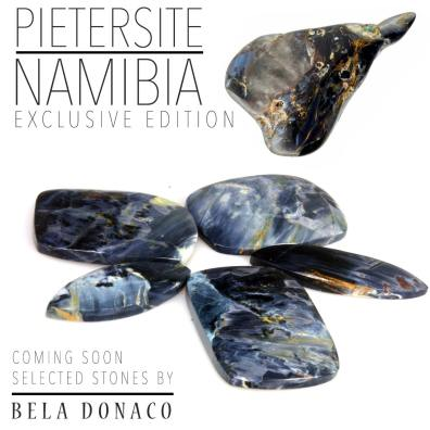 Pietersite uit Namibia / Namibie