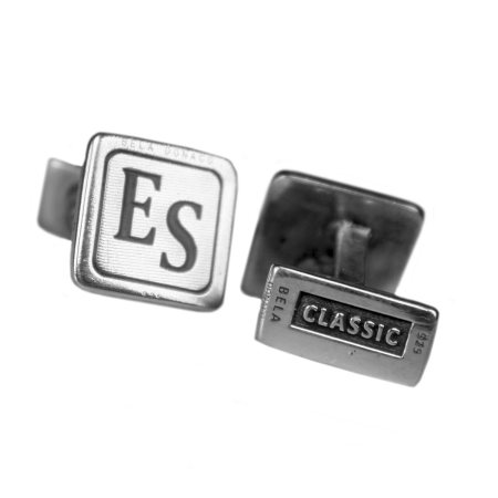 Nieuwe serie Manchetknopen handmade Sterling Zilver online