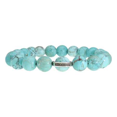 Armband Luxury B10 Turquoise Sterling Zilver-4