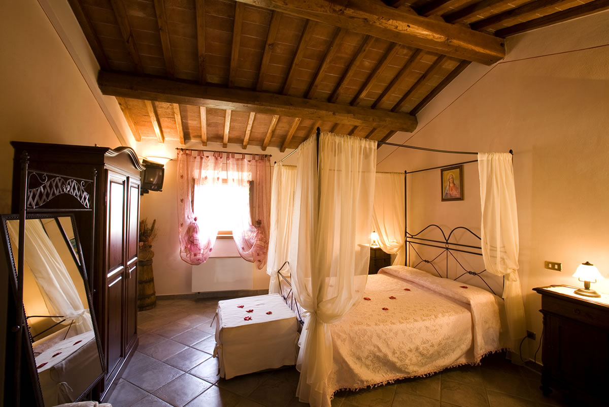 Camere agriturismo Toscana bed and breakfast bb Siena