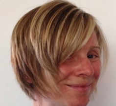 Short Hairstyle by Portland Hairstylist