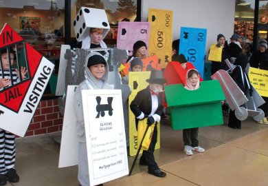 Board Game Costume Ideas