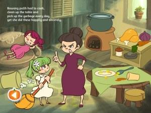 Cerita Rakyat Bawang Merah dan Bawang Putih dalam Bahasa Inggris