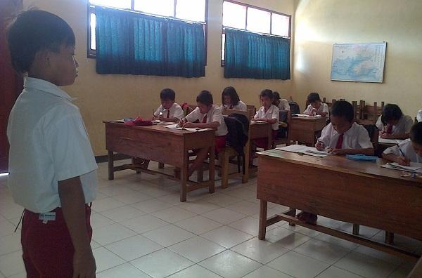 Contoh Perkenalan diri dalam bahasa inggris di depan kelas