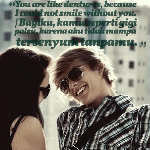 dp bbm kata bijak cinta romantis bahasa inggris dan artinya