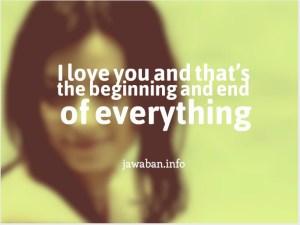 gambar ungkapan dan kata kata cinta romantis bahasa inggris beserta artinya