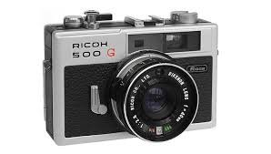Ricoh F 3 Rangefinder Camera