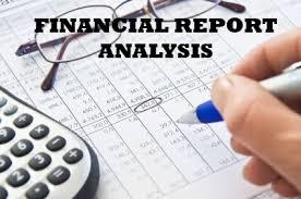 analisa laporan keuangan perusahaan