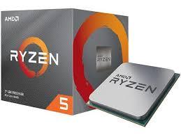 Processor AMD Ryzen 5 3600X