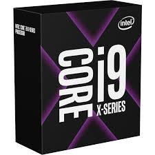 Processor Intel Core i 7 9800X