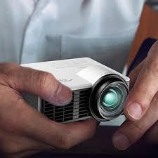 Proyektor Mini Optoma ML750ST