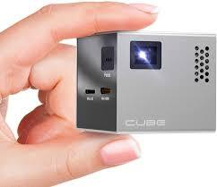 Proyektor Mini Rif 6 Cube
