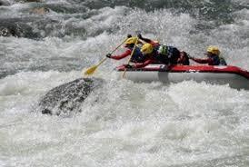 Rafting Sungai Cisadane