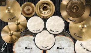 aplikasi real drum