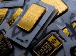 cara jual emas antam