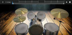 easy real drum