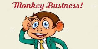monkey bisnis
