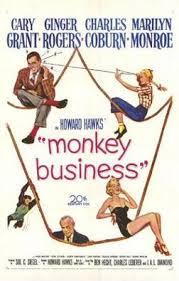 monkey business merugikan