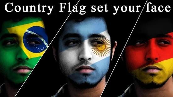 aplikasi edit wajah berbagai negara
