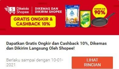 Gratis Ongkir Shopee 2021