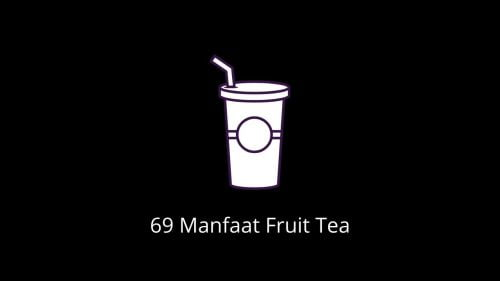 manfaat fruit tea yang viral di tiktok