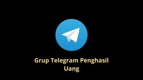 grup telegram penghasil uang