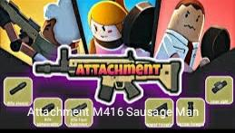 Attachment M416 Sausage Man