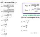 Soal Latihan No 3 Rumus ABC