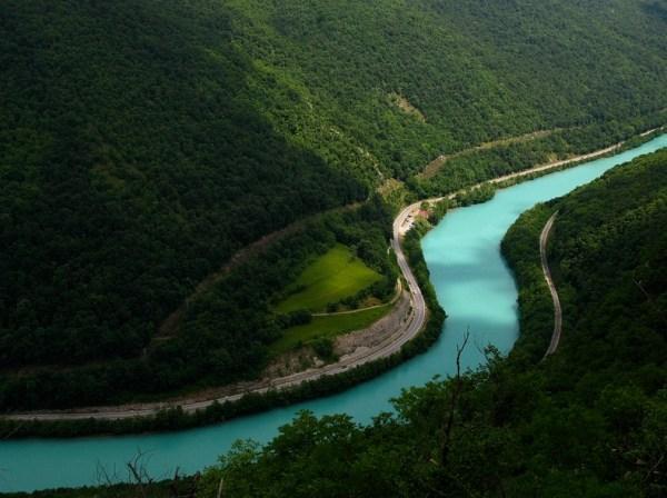 Sungai Soca - 29AXD
