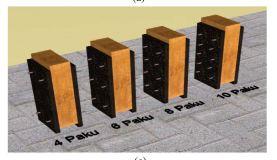 Analisis Sesaran Batas Proporsional dan Maksimum Sambungan Geser Ganda Batang Kayu dengan Paku Majemuk Berpelat Sisi Baja Akibat Beban Uni-Aksial Tekan