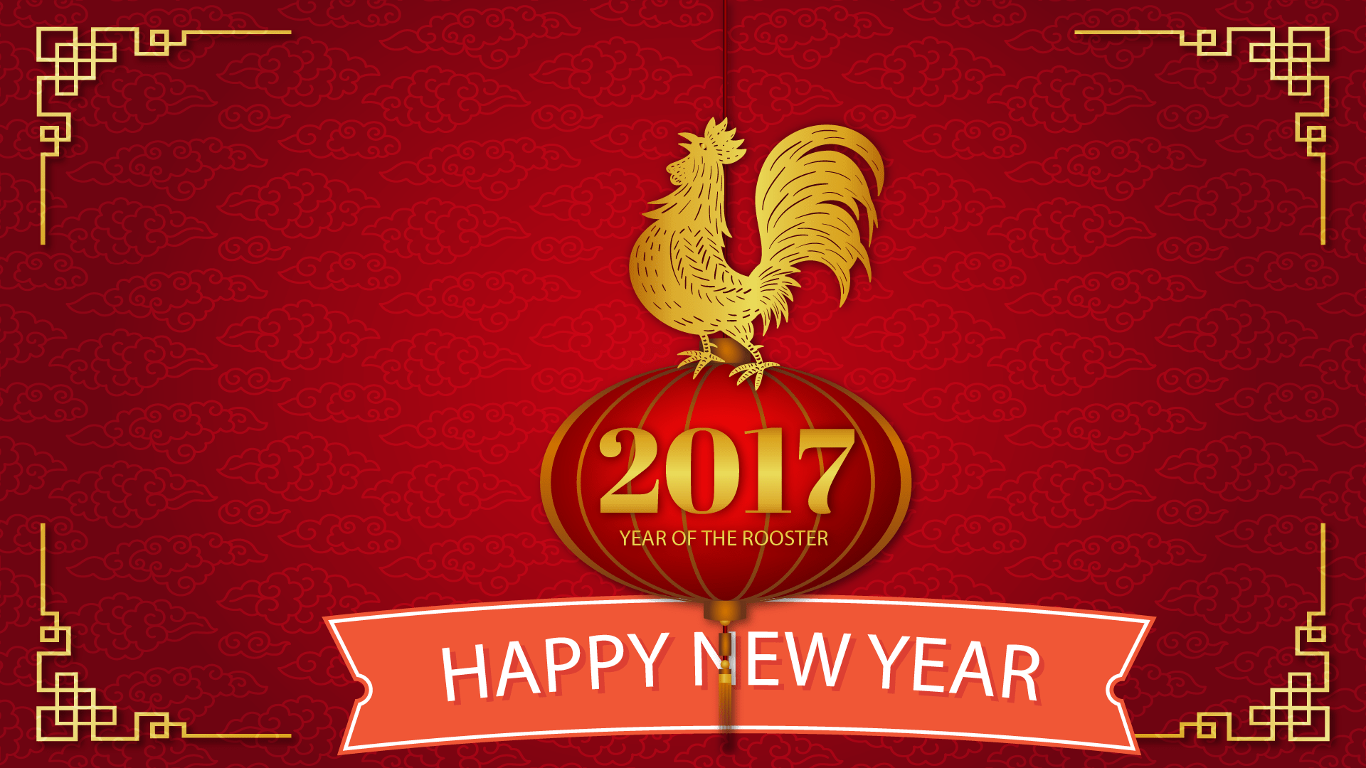 New Year-Rooster