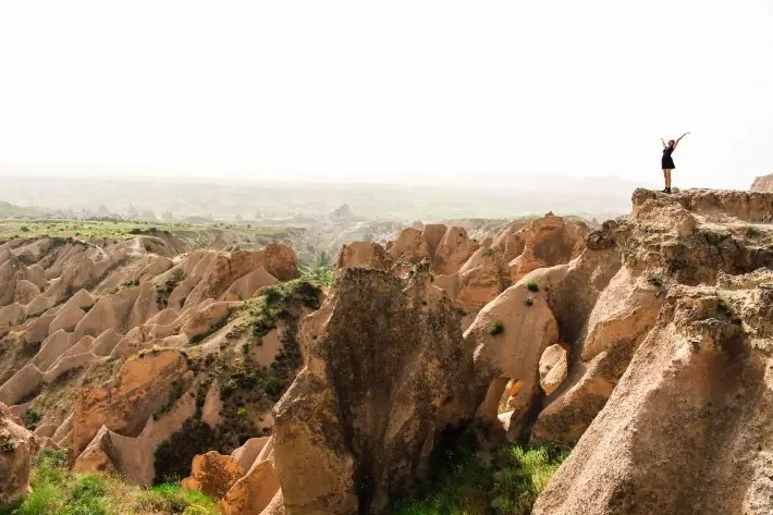 hike, what to do in Cappadocia, Turkey